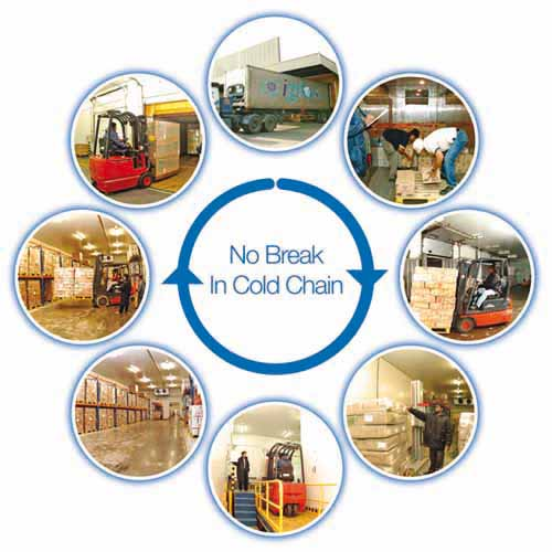 No Break in Cold Chain